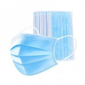 Mascarillas Quirúrgicas Desechables (Caja 50 unidades)
